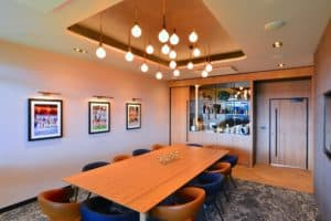 Leeds Rhinos chooses Herschel for heating executive boxes