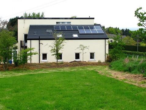 Herschel Infrared chosen for passive house development