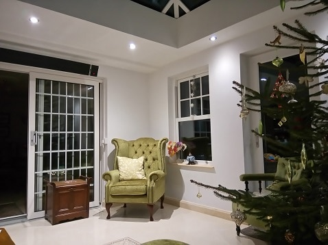 Conservatory heating