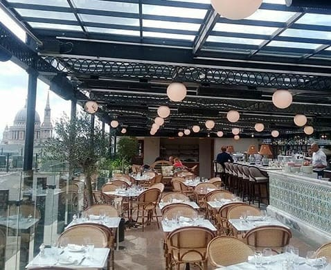 Zero Light Patio heaters